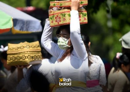 """""""کارکردن از بالی"""" طرح جدید دولت اندونزی برای نجات بالی"""""""
