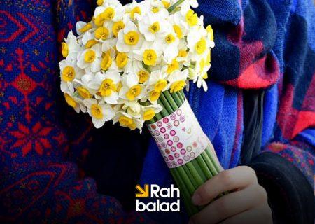 ۲۵ خرداد روز ملی گل و گیاه