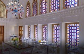 زیباترین هتل های ایران