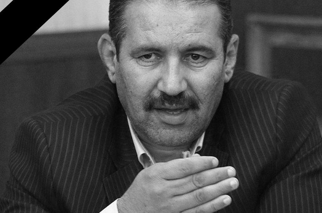 فریدون اللهیاری مدیر کل میراث فرهنگی اصفهان به دلیل ابتلا به کرونا در گذشت