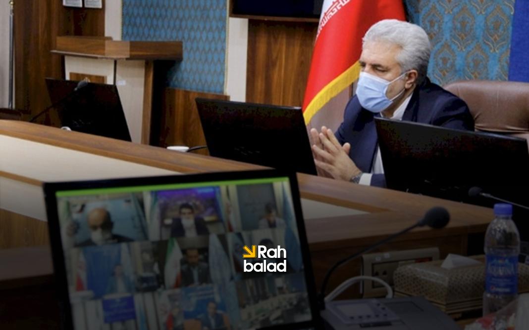 آخرین جلسه معاونان و مدیران کل استانی با حضورعلیاصغر مونسان