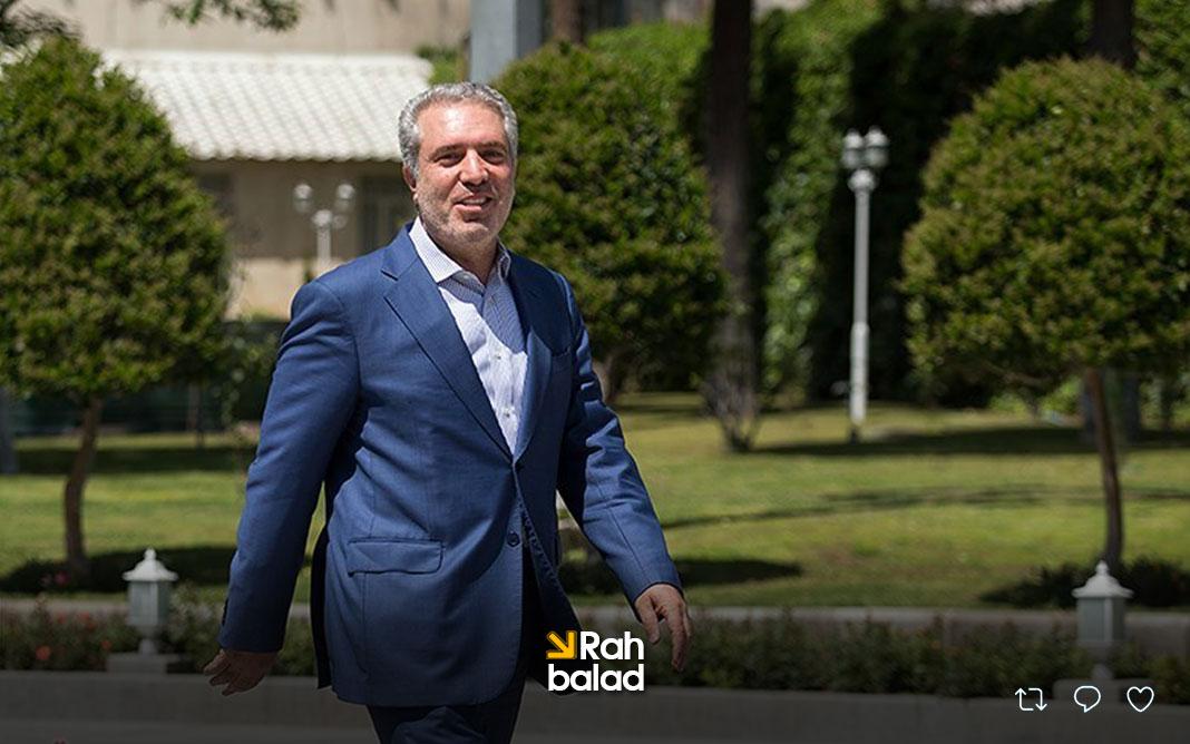 مونسان با وزارت گردشگری خداحافظی کرد